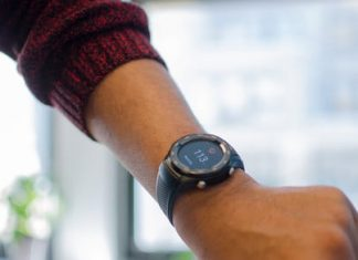 The next Huawei Watch could store a pair of wireless earbuds
