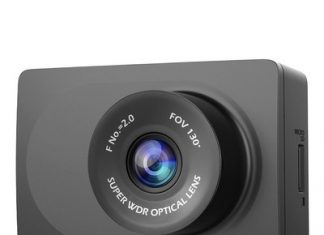 Grab the Yi Compact 1080p dashboard camera for just $26