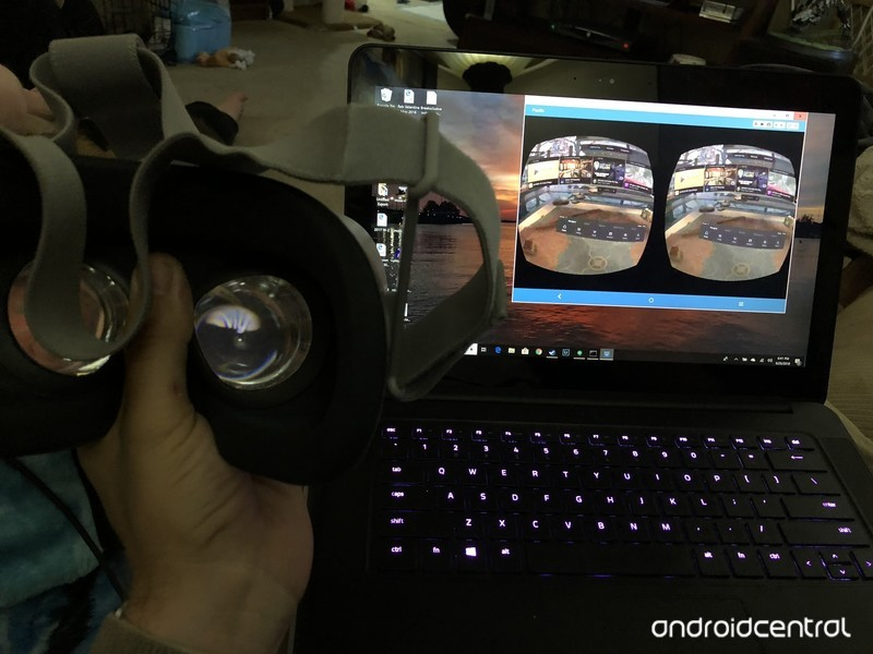 How to sideload Android apps to Oculus TV on your Oculus Go
