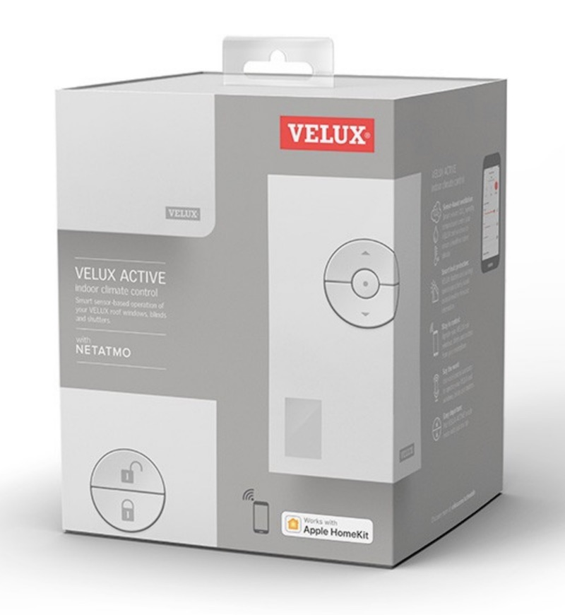 97ef7366cce VELUX ACTIVE with NETATMO Smart Skylight System Gains HomeKit ...