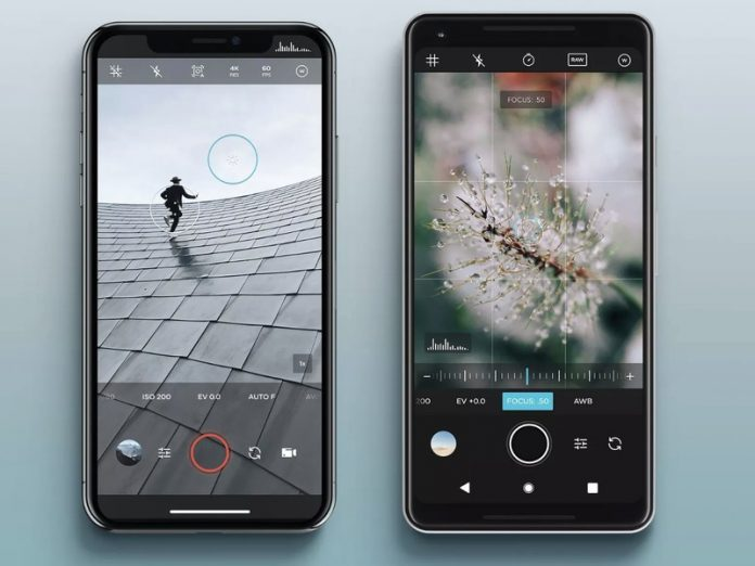 Moment launches camera app for Android and iOS with tons of pro controls
