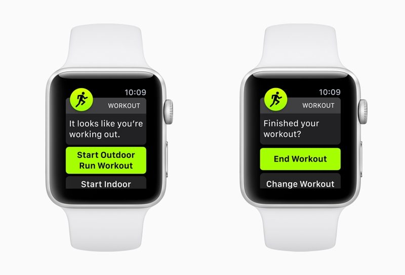 How to Enable and Disable Automatic Workout Detection in watchOS 5