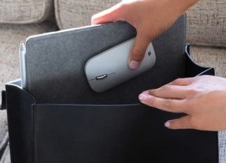 Microsoft's Surface Mobile Mouse is the ideal companion for your Surface Go