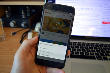How to turn on Incognito Mode in the YouTube Android app