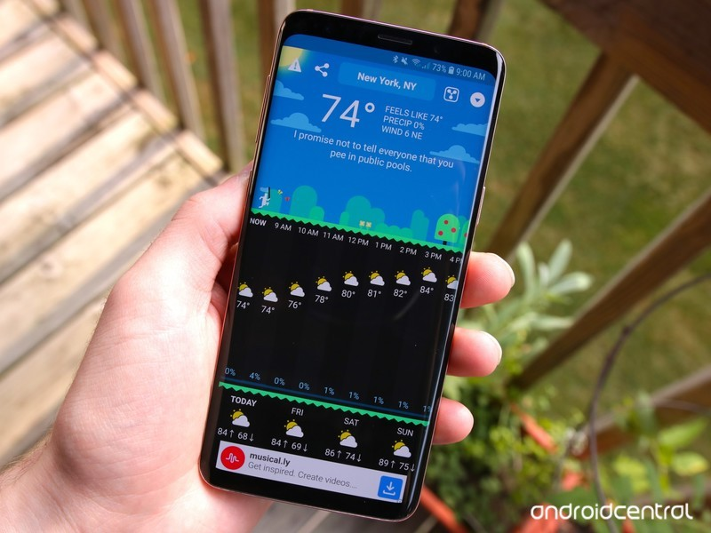 CARROT Weather is finally available for Android