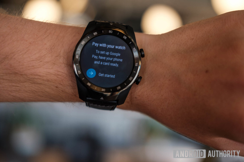Mobvoi TicWatch Pro review android wear os