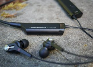 Audio-Technica ATH-ANC40BT wireless noise-cancelling earbuds review: Function over form