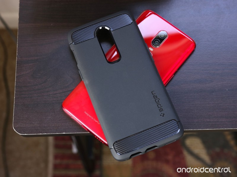 oneplus-6-spigen-rugged-armor-case-revie