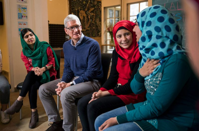 Malala Fund Partners With Apple's Developer Academies in Brazil to Advance Education Opportunities for Girls