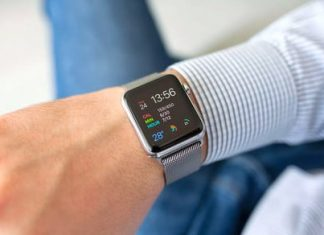 Apple patent hints at better gesture control on the Apple Watch