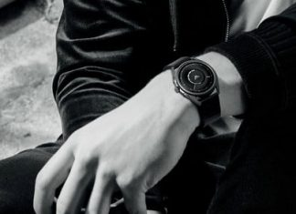 Techy and trendy? That's the new Emporio Armani Connected smartwatch