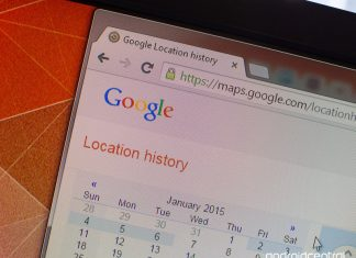 How to clear search and location history in Google Maps on the web
