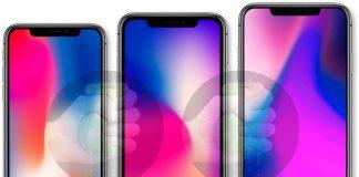 Leaked Glass Panels Provide Sneak Peek at Rumored 2018 iPhones