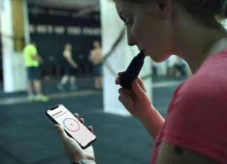 Lumen measures metabolism, creates personal nutrition plan with a single breath