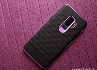 Caseology Parallax Case for Samsung Galaxy S9+ review: Mesmerizing mid-range protection