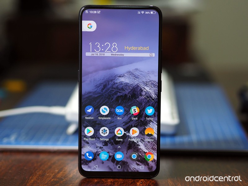 Vivo NEX with pop-up camera launches in India for ₹44,990 ($650)