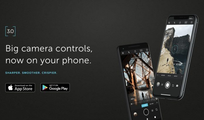 Moment Pro App review: The camera app for photographers