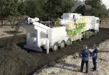 Meet the gigantic machine that eats land mines for breakfast