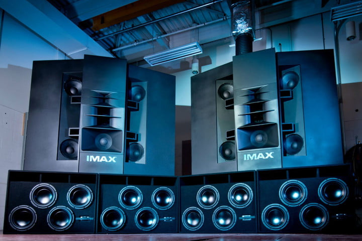 imax speakers
