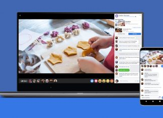 Facebook Launches 'Watch Party' Allowing Friends to View and Comment on Videos Together in Real Time