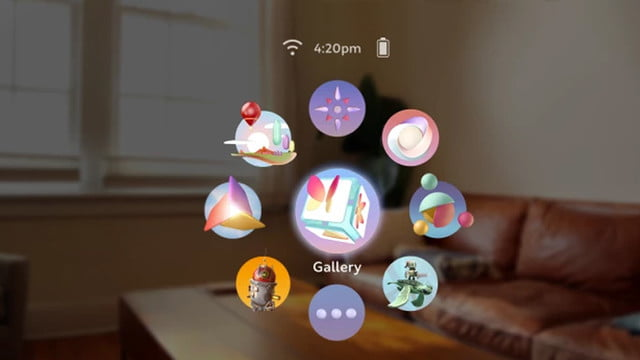 magic leap augmented reality interface magicleapui06