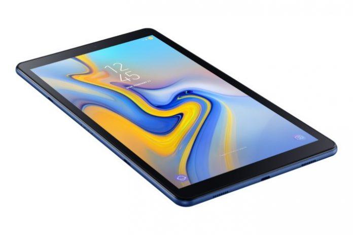 The Samsung Galaxy Tab A 10.5 is a cheaper version of the Galaxy Tab S4