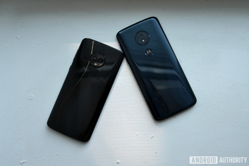 motorola moto g6 and G6 Play review design