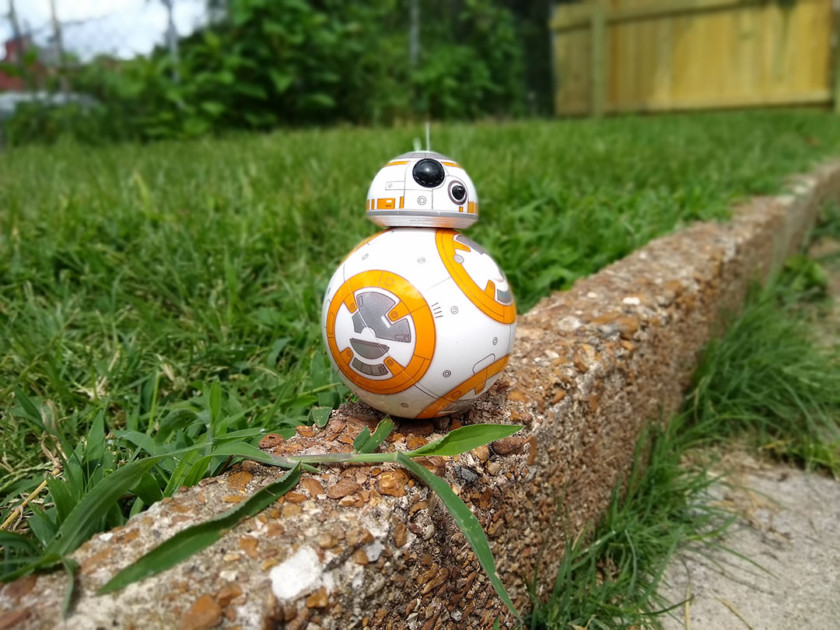 moto g6 review camera samples bb-8 star wars