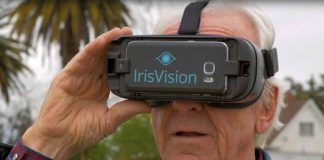 IrisVision uses VR to help people with fading eyesight to see again