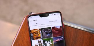 How to use the Saved feature on the Instagram Android app