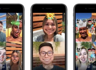 Facebook Messenger now includes AR games you can play with your friends