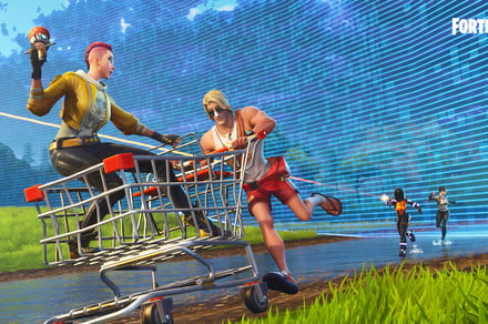 'Fortnite' for Android will reportedly be a timed Galaxy Note 9 exclusive