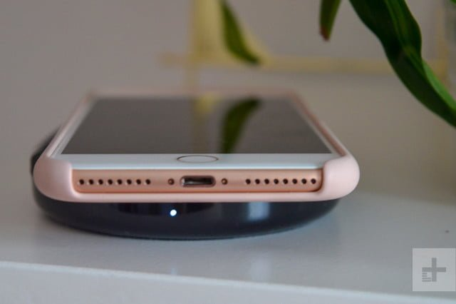 Belkin BoostUp Wireless Charging Pad profile