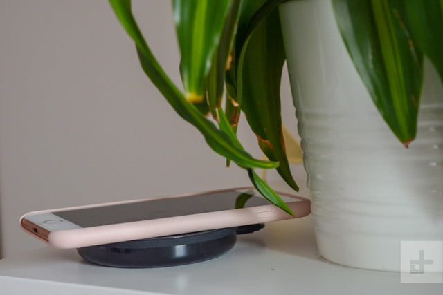 Belkin BoostUp Wireless Charging Pad angle