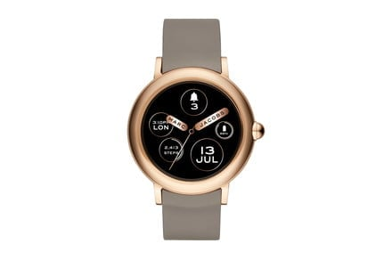 Marc Jacobs Riley Touchscreen Smartwatch review