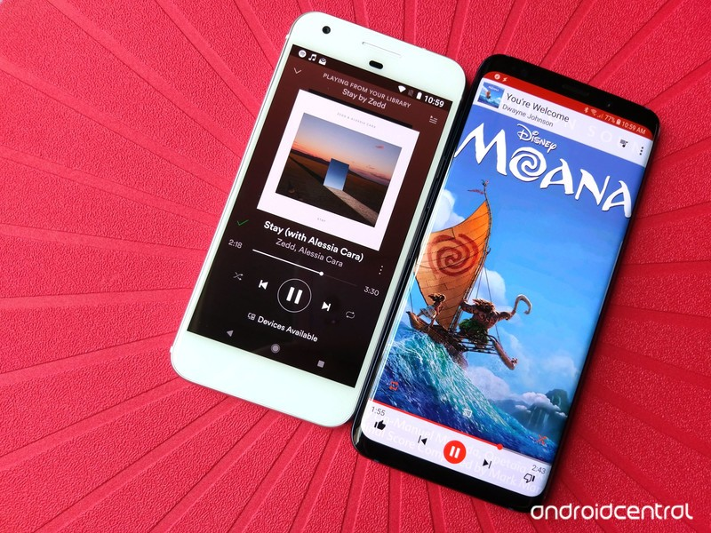 The best streaming music apps for Android