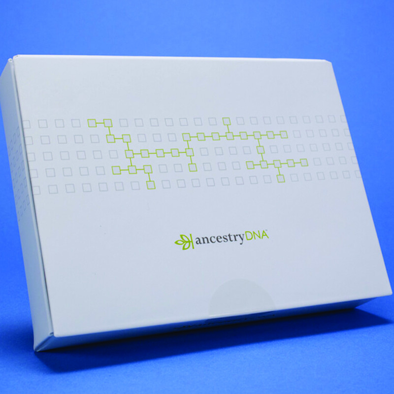 Find out more about your heritage with the $59 AncestryDNA Genetic Test kit