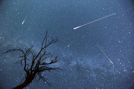 The Perseid meteor shower peaks this weekend! Here's how to watch