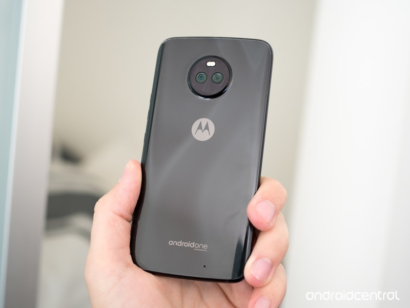 The Moto X4 is the best phone you can buy for under $400