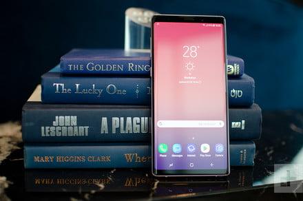 Samsung Galaxy Note 9 vs. BlackBerry Key2: Productivity powerhouse punch-out