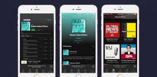 Spotify Continues Strong Push Into Podcasts With Addition of BBC's Podcast Library