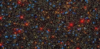 Omega Centauri hosts 10 million stars and probably not an ounce of life