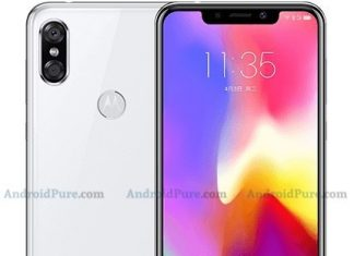 Motorola P30 leaks, and ... well, it's another iPhone X running Android