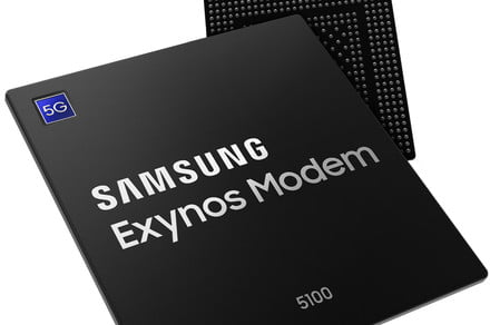 Trust us, you need to pay attention to Samsung's new mobile modem