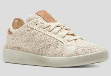 Cotton and corn! Reebok's newest sneaker is 'made from things that grow'
