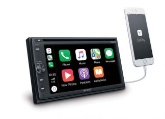 Sony Unveils New Version of Its Top-Rated Aftermarket CarPlay System
