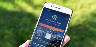 Microsoft Launcher beta update cleans up the feed, lets Cortana read texts
