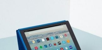 Score Amazon's largest Fire HD Tablet for its smallest price today only