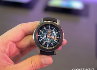 Galaxy Watch with LTE coming starting in September, from T-Mobile on Aug 24