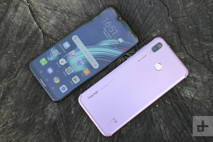 honor play front and back
